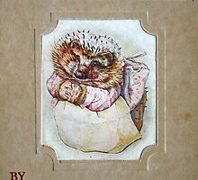 "Day 252 | 365 Day Creative Project  ""Mrs Tiggy-Winkle"" by Robyn Williams"