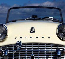 Triumph TR3 by ArtbyDigman