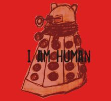 I Am Human Kids Clothes