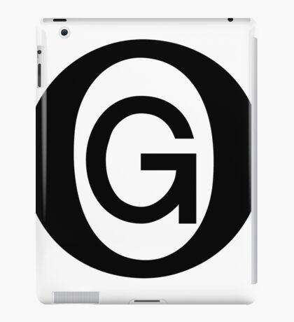 OG Black iPad Case/Skin