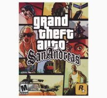 Grand Theft Auto: San Andreas (GTA SA) by Jake Atlass