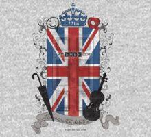 Sherlock Holmes inspired crest T-Shirt