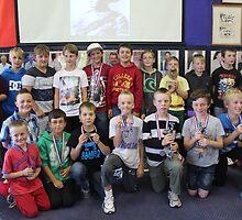 2012-13 Junior Presentation Day - Under 12's by HighettCC