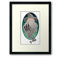 Mithrandir Framed Print