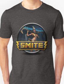 Smite Neith Logo Unisex T-Shirt