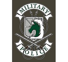 Military Police Photographic Print