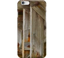 LOSSIEMOUTH - UNDER THE BRIG iPhone Case/Skin
