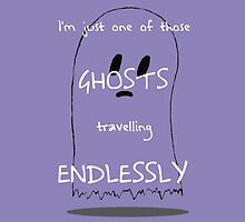 Misguided Ghost by emziiz