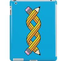Creative Gene-ius (Yellow School Pencil) iPad Case/Skin