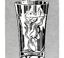 Alka Seltzer Litchtenstein by LH-Designs