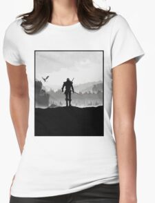 Hunt Womens Fitted T-Shirt