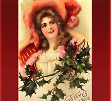 Christmas Greetings by Yesteryears