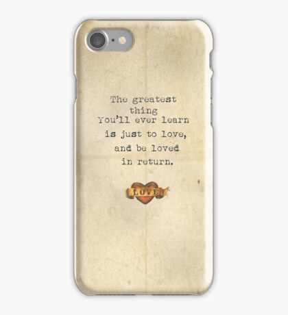 Moulin Rouge Phone Case iPhone Case/Skin