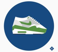 AM1 Patta Green by Sweetsoles
