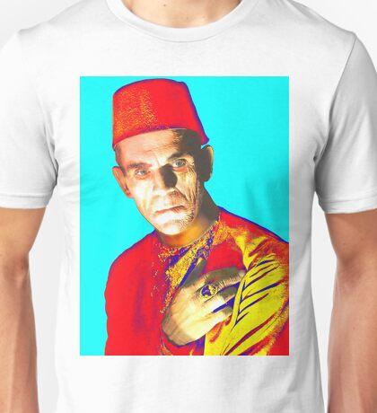 Boris Karloff in The Mummy Unisex T-Shirt