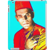 Boris Karloff in The Mummy iPad Case/Skin