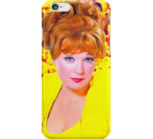 Shirley MacLaine in What a Way to Go! iPhone Case/Skin
