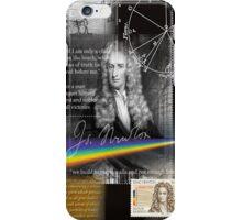 newton iPhone Case/Skin