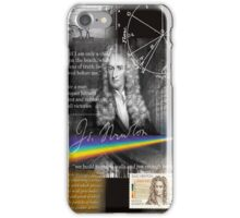 newton iPhone Case/Skin