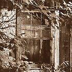 Barn Window rustic abandoned barn photogrphy by jemvistaprint