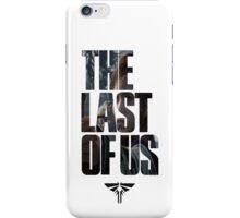 Last of Us Case 2 iPhone Case/Skin