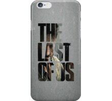 Last of us case iPhone Case/Skin