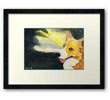 """""""Storm"""" Framed Print"""