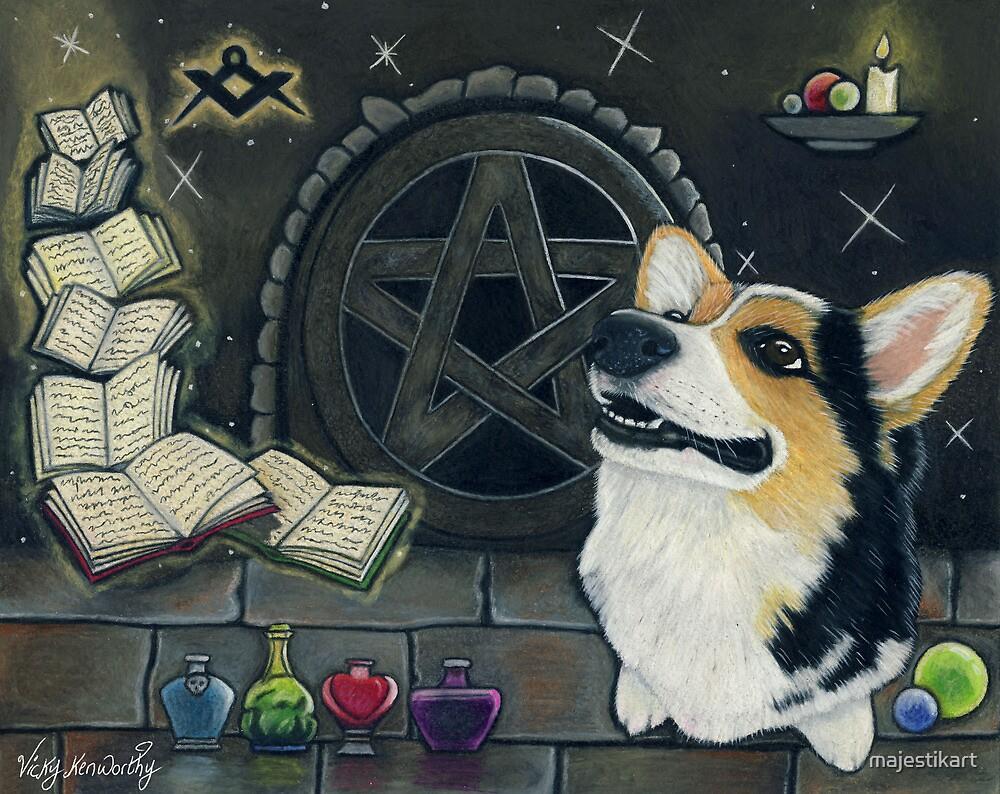 """""""Spellhound"""" by majestikart"""