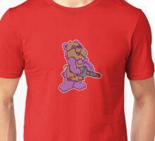 Leatherface Bear Unisex T-Shirt