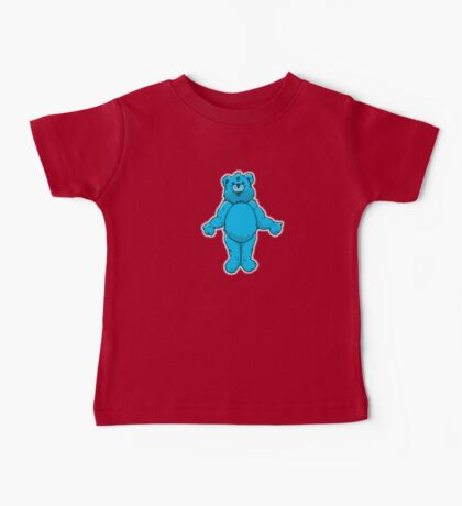 Manhattan Bear Baby Tee