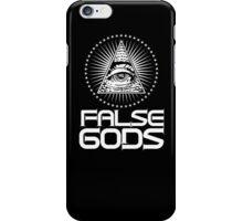 False gods iPhone Case/Skin