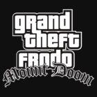 Grand Theft Frodo Mount Doom by odysseyroc