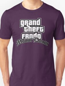 Grand Theft Frodo Mount Doom T-Shirt