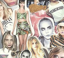 Cara Delevingne by ronnielikescake