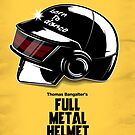 Full Metal Helmet by soulthrow