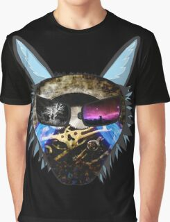 Time Fox Graphic T-Shirt