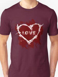 Love - Red T-Shirt
