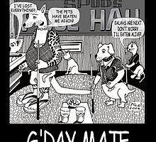 G'Day Mate by Peter Grayson