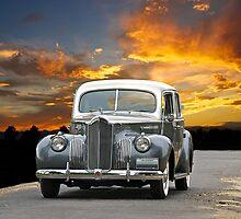 1941 Packard 120 Sedan by DaveKoontz