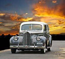 1941 Packard 120 Sedan by DaveKoontz