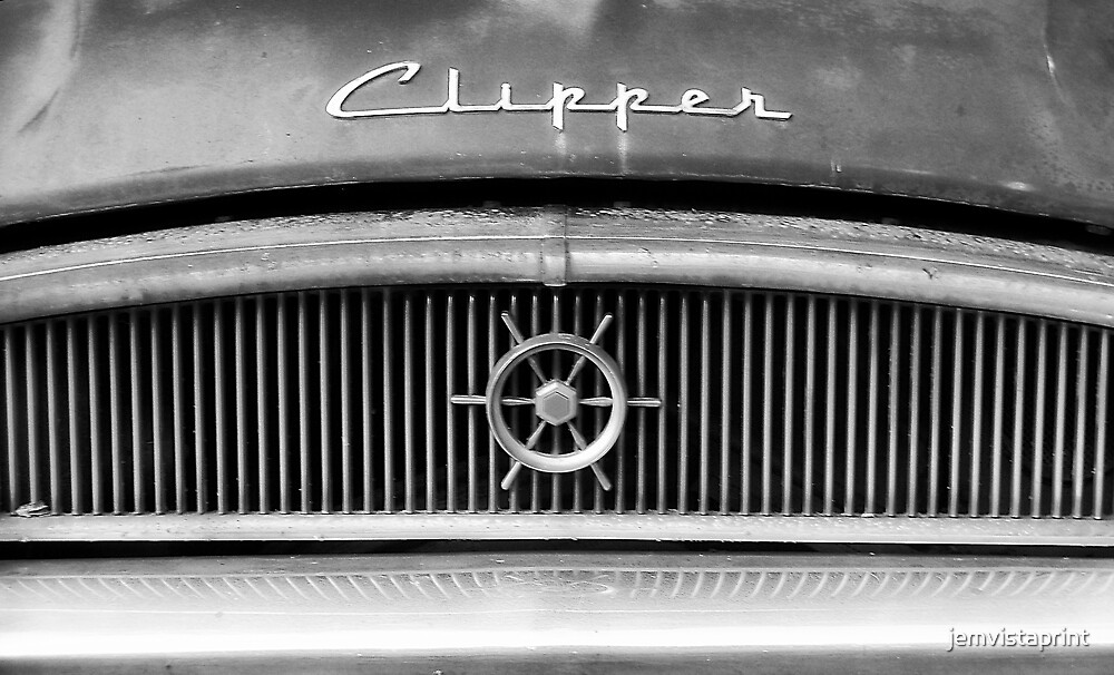 Packard Clipper old, vintage, abandoned car photography by jemvistaprint
