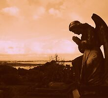 Angels & Sculptures - Auckland II by Lovelenscapes