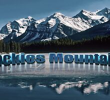 Rockies Mountains  Bunff National park Canada by leksele