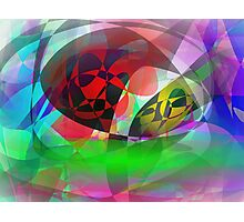 Total Abstract Art Photographic Print