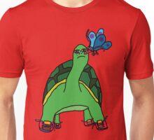 Butterflies Drink Turtle Tears Unisex T-Shirt