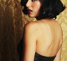 femme fatale by Rebecca Tun