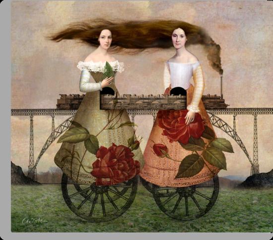 Paradise Train by Catrin Welz-Stein