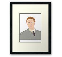 Jimmy Darmody Boardwalk Empire Framed Print