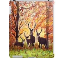 Autumn landscape 3 iPad Case/Skin