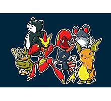 pokevengers Photographic Print